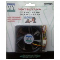 Matsuyama CT087 Ventola Supplementare