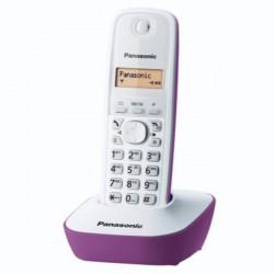 Panasonic KX-TG1611 White Violet Italia