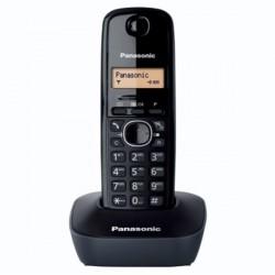 Panasonic KX-TG1611 Black ITA