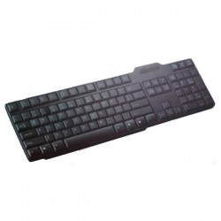 Sprayproof Design Tastiera Wired ultra-thin keyboard