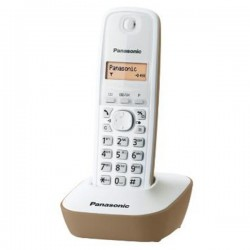 Panasonic KX-TG1611 White Beige ITA