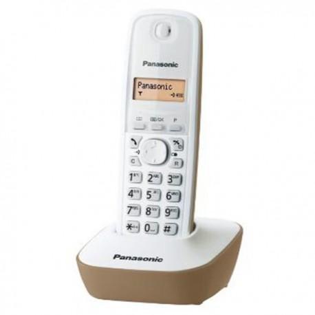 Panasonic KX-TG1611 White Beige Italia