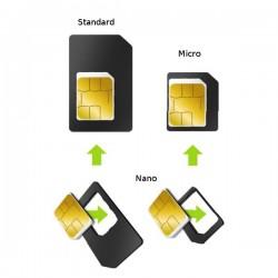Adattatore Nano Sim Card
