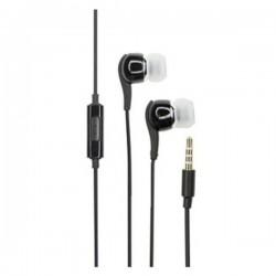 Auricolare Stereo + MIC, Motorola, Nokia, Samsung, Apple
