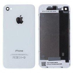 Back Cover per iPhone 4S White (compatibile)