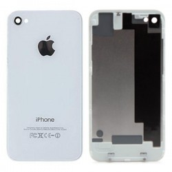 Back Cover per iPhone 4G White (compatibile)