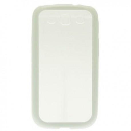Protezione Post. Samsung I9300 Galaxy S3 Trasp. bianca