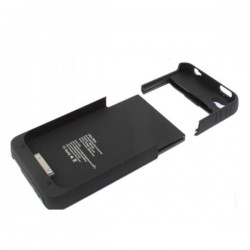 Caricatore lampo per iPhone 4G e 4Gs Black