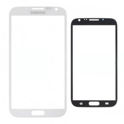 Vetro Samsung N7100 Note 2 White (originale)