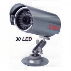 Life VS-119SN Telecamera 420TVL, 30LED