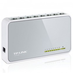 TP-LINK TL-SF1008D Switch 8 porte
