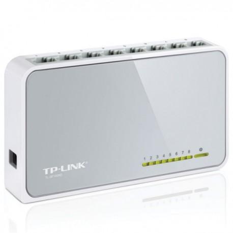 TP-LINK TL-SF1008D Switch 8 porte