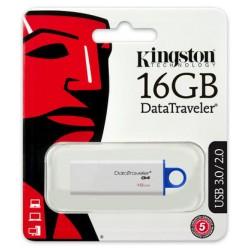 Kingston DTIG4/16GB Pen Drive da 16GB 3.0 Blue