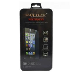 Maxtech Vetro Temperato per iPhone 5, 5S, SE