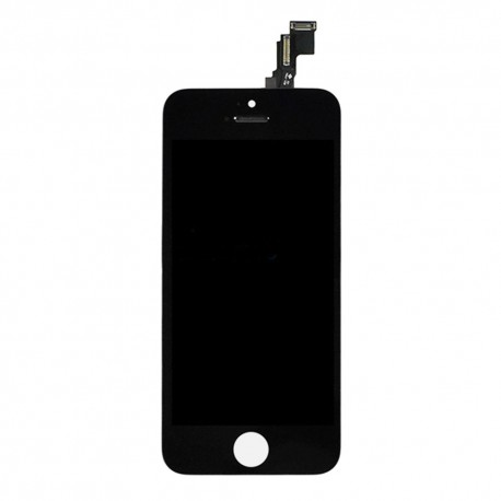 Display Completo Touch + Lcd per iPhone 5C Nero OEM