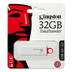 Kingston DTIG4/32GB Pen Drive da 32GB USB 3.0 Red