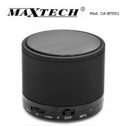 Maxtech CA-BT001 Speaker Bluetooth Black