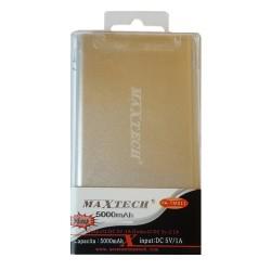 Maxtech PA-TM011 Power Bank 5000mAh Silver