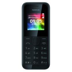 Nokia 105 Dual Sim Black Italia