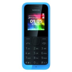 Nokia 105 Dual Sim Cyan ITA