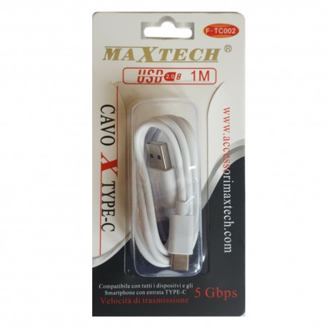 Maxtech F-TC002 cavetto USB Type-C