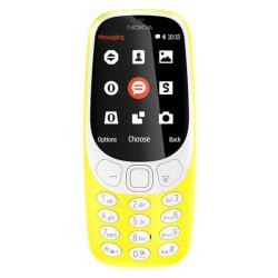Nokia 3310 Dual Sim Yellow Italia