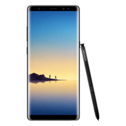 Samsung SM-N950F Galaxy Note 8 Dual Sim Midnight Black ITA