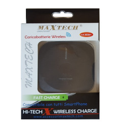 Maxtech CA-WI001 caricabatterie wireless