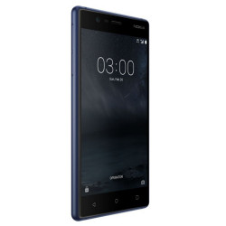 Nokia 3 Dual Sim Tempered Blue Italia