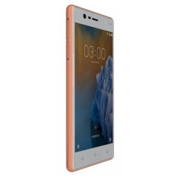 Nokia 3 Dual Sim Copper White ITA