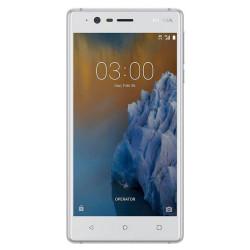 Nokia 3 Dual Sim Silver White ITA