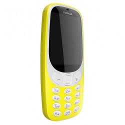 Nokia 3310 3G Dual Sim (2017) Yellow ITA