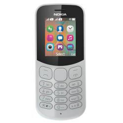 Nokia 130 (2017) Dual Sim Grey ITA