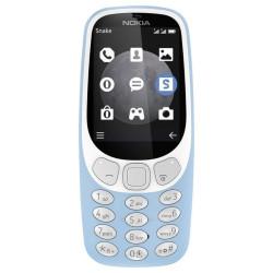 Nokia 3310 3G Dual Sim (2017) Celeste ITA