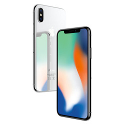 Apple iPhone X 256GB Silver ITA