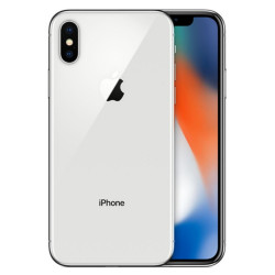 Apple iPhone X 256GB Silver Europa