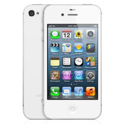 Apple iPhone 4S 16GB White (Rigenerato Grado AB)