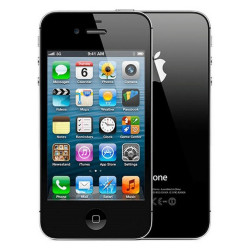 Apple iPhone 4S 8GB Black (Rigenerato Grado AB)