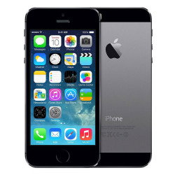 Apple iPhone 5S 32GB Space Grey (Rigenerato Grado A+)