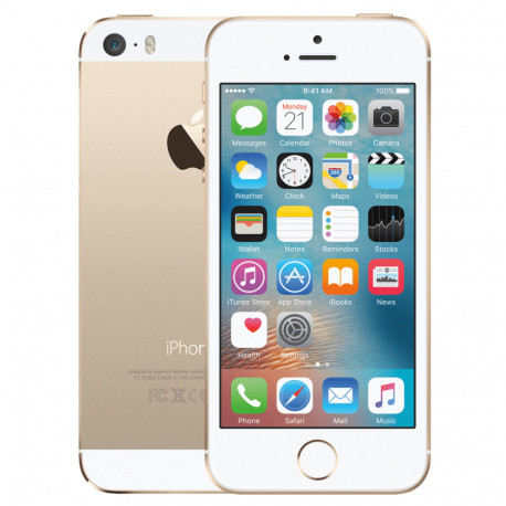 Apple iPhone 5S 16GB Gold (Rigenerato Grado A+)