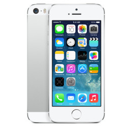 Apple iPhone 5S 16GB Silver (Rigenerato Grado A+)