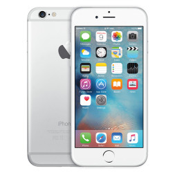 Apple iPhone 6 128GB Silver (Rigenerato Grado A+)