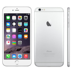 Apple iPhone 6 Plus 128GB Silver (Rigenerato Grado AB)
