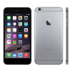 Apple iPhone 6 Plus 128GB Space Grey (Rigenerato Grado AB)