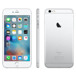 Apple iPhone 6s Plus 16GB Silver (Rigenerato Grado A+)