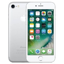 Apple iPhone 7 128GB Silver (Rigenerato Grado A+)