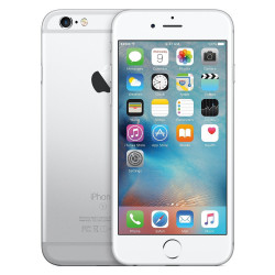 Apple iPhone 6s 16GB Silver (Rigenerato Grado A+)