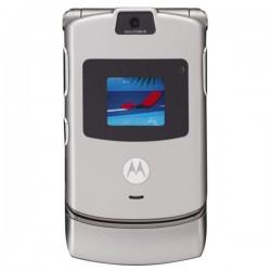 Motorola RAZR V3 Silver (Rigenerato Grado A+)
