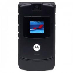 Motorola RAZR V3 Black (Rigenerato Grado A+)
