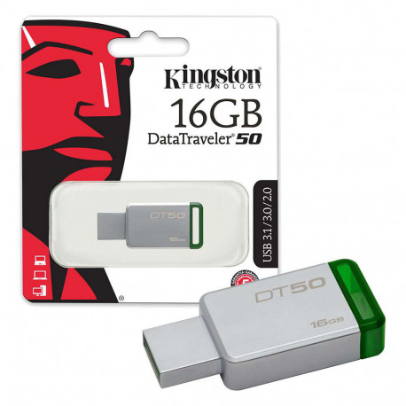 Kingston DT50/16GB Pen Drive da 16GB USB 3.0